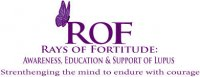 Rays of Fortitude for Lupus Custom Shirts & Apparel